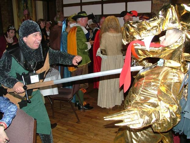 1240 Cambridge Conference 2008 - Mind where you put that sword!
