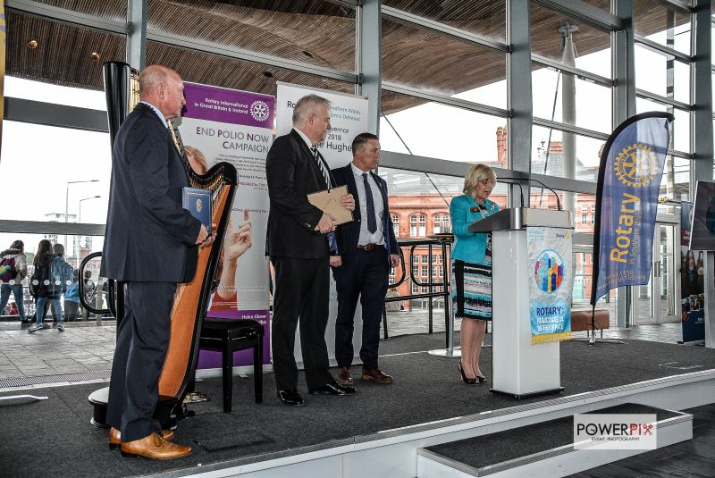 Centenary at the Senedd - District 1150-15 web -