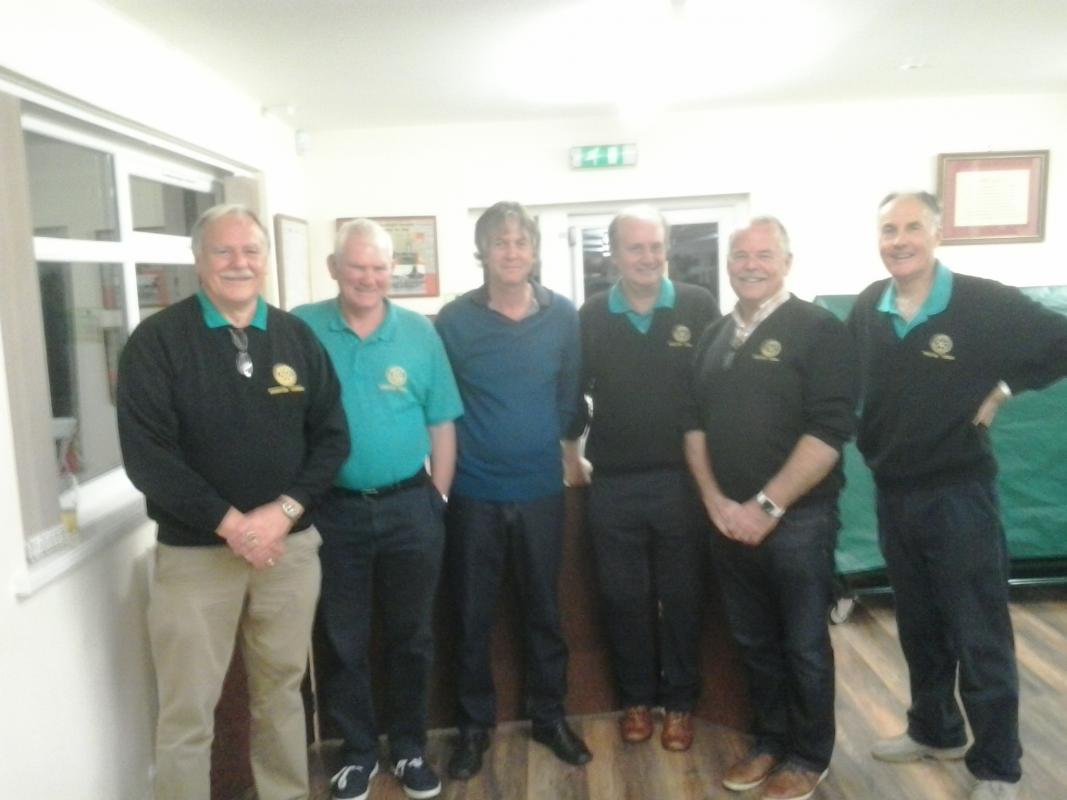 Recent Events - District Skittles winning team against Sunrise October 2017