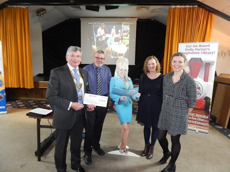 Annual Presentation Evening 2018 - Dolly Parton Imagination Library