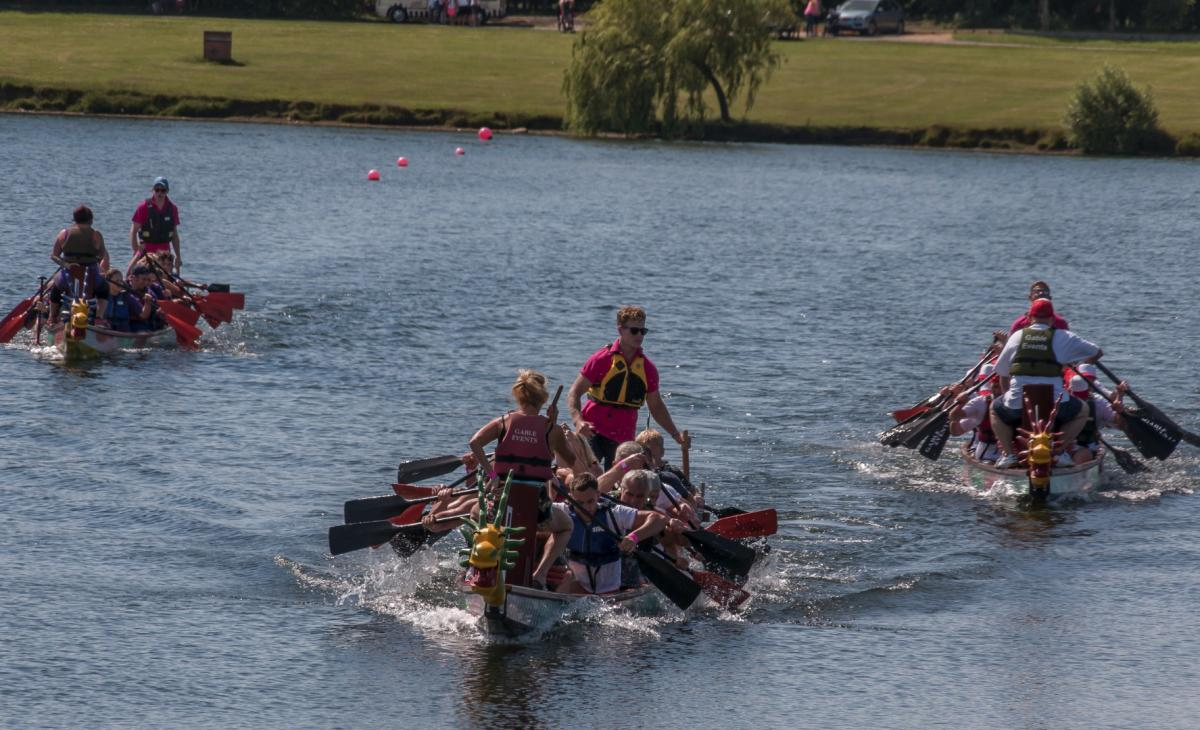 Rotary Dragon Boat Challenge 2017 - Dragon Boats-1402