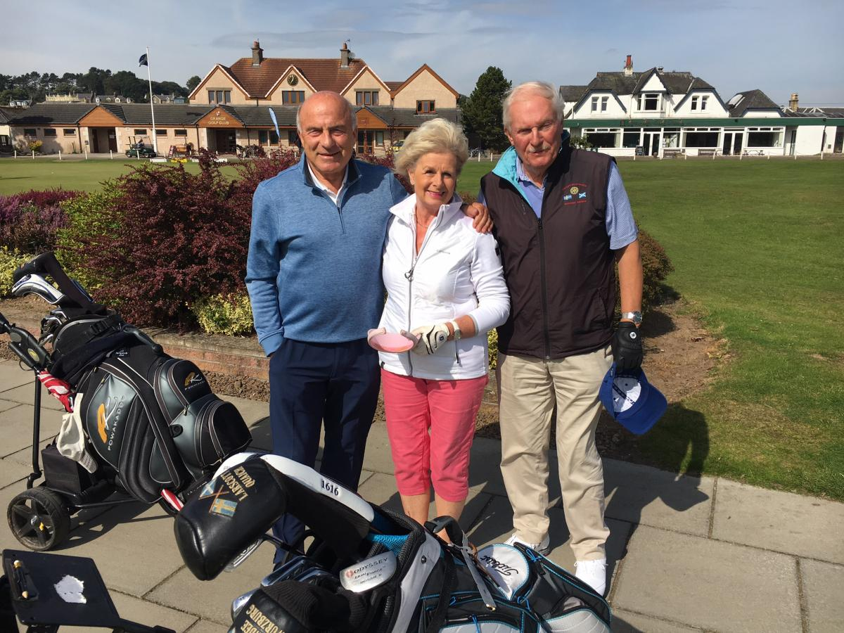 Charity Golf Event 2017 - Dundee Rotary
