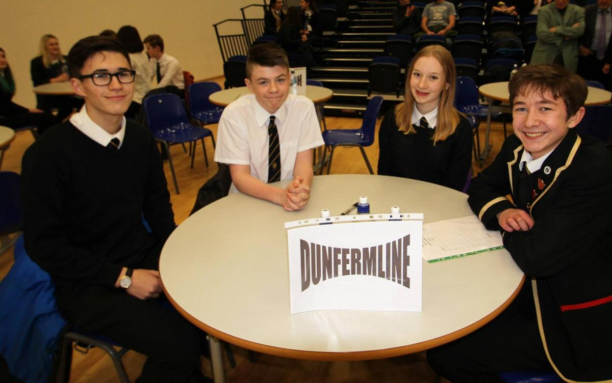 Top of the Form 2017 - Dunfermline