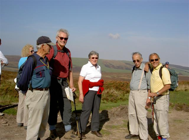 Walking Weekend in Exmoor - Sept 2008 -