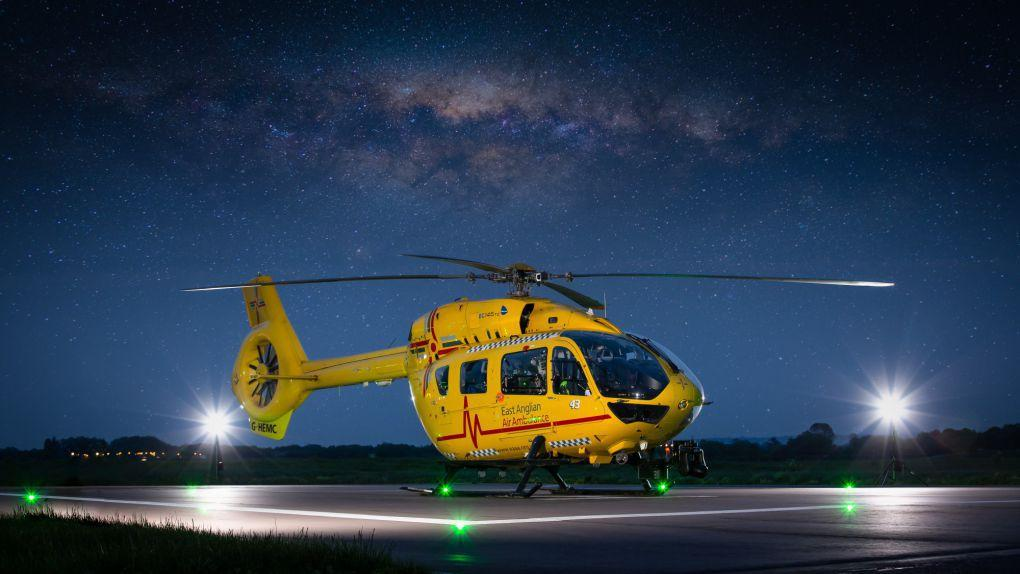 Luton & Dunstable Hospital Helipad Appeal - The time of day or night should not determine what level of emergency critical care you receive in a life-threatening situation. The EAAA vision is to become a life-saving service that is operational 24 hours a day, seven days a week by 2020.