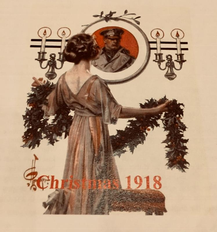 Festive Evening - Remembering Christmas 1918