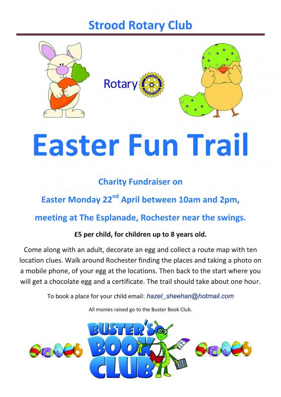 Easter Fun Trail -
