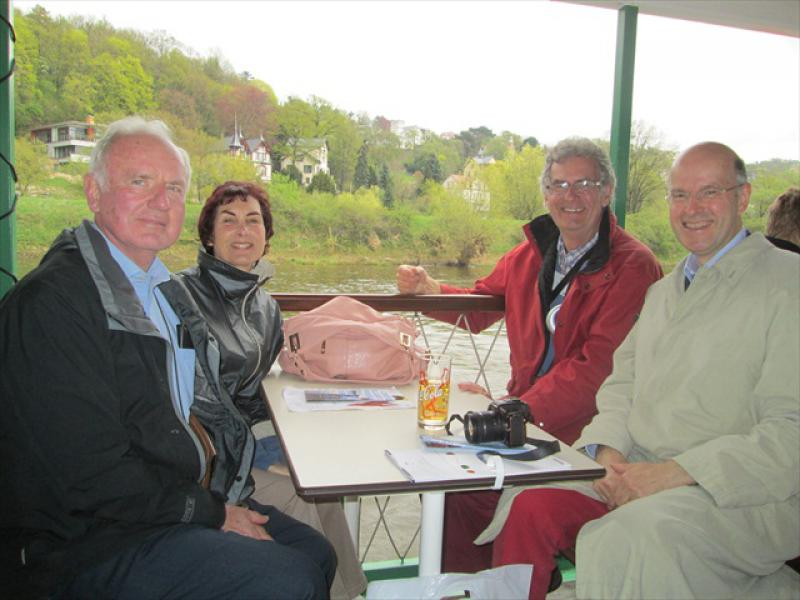 2013  Link Visit to Dresden - Elbe River Cruise