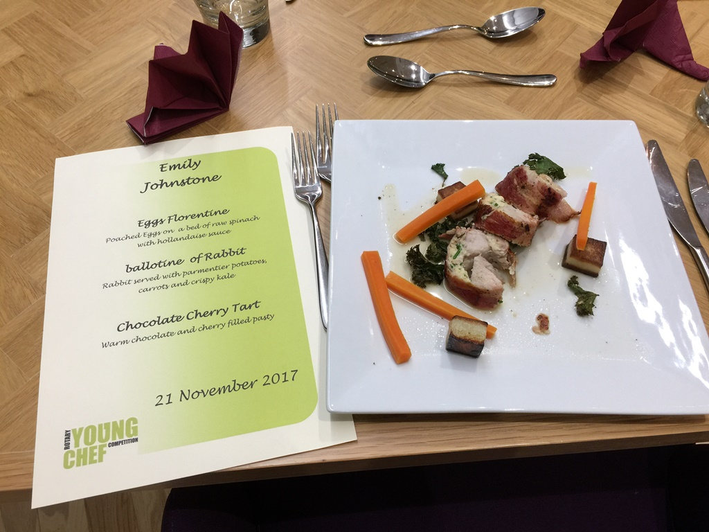 Young Chef Competition 2017 -