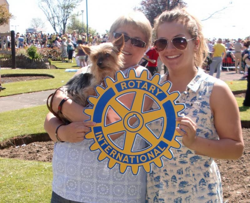 Carluke Gala day June 2013 - Engage Rotary 11
