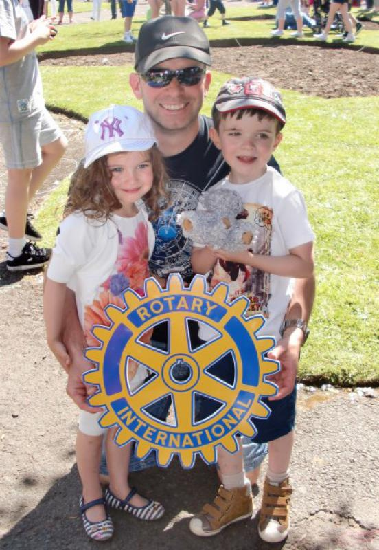Carluke Gala day June 2013 - Engage Rotary 19