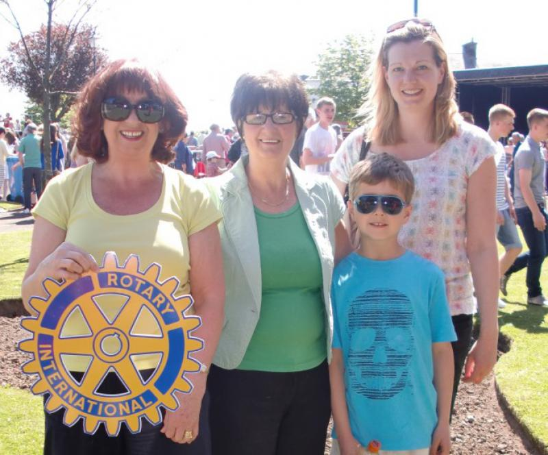Carluke Gala day June 2013 - Engage Rotary 3