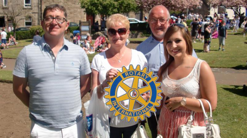 Carluke Gala day June 2013 - Engage Rotary 35