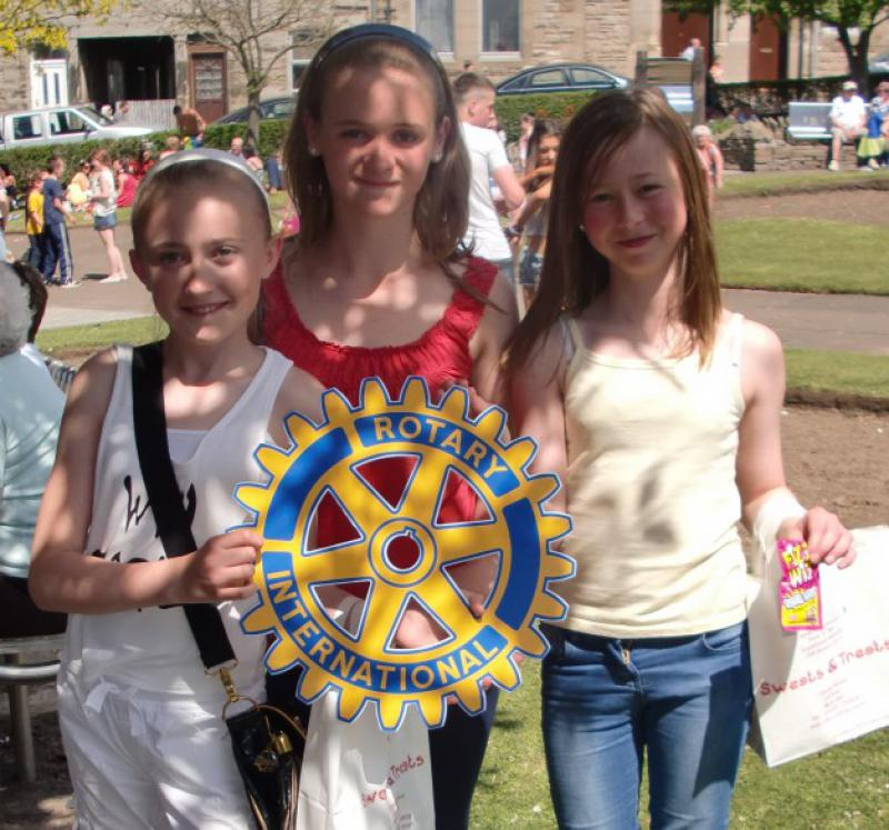 Carluke Gala day June 2013 - Engage Rotary 45