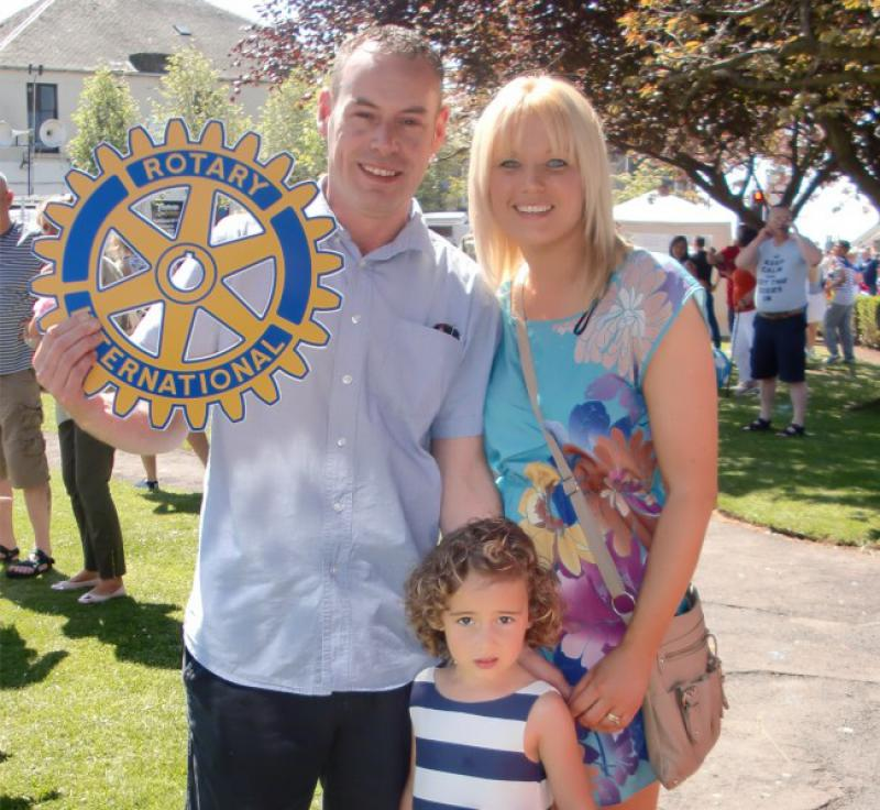 Carluke Gala day June 2013 - Engage Rotary 8