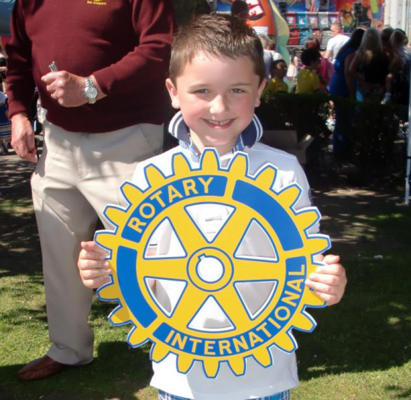 Carluke Gala day June 2013 - Engage Rotary 9
