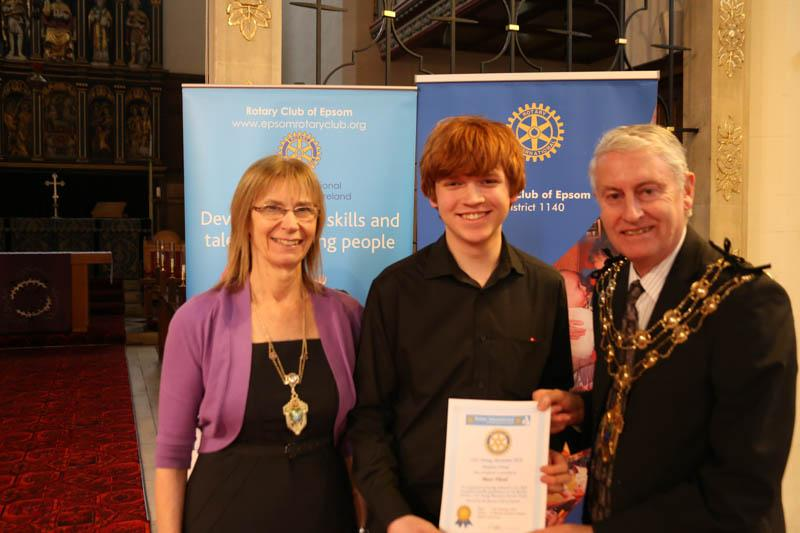 District Young Musician Competition - Epsom-9752