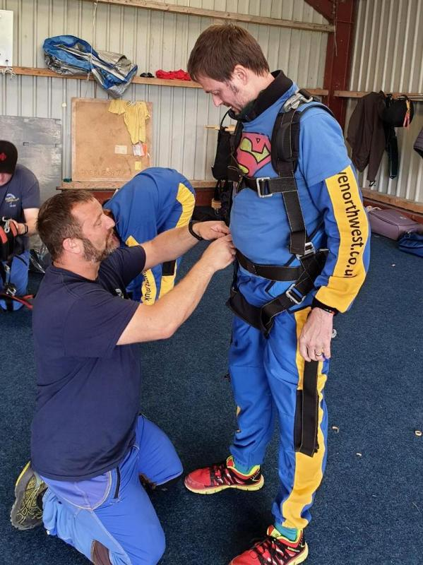 Skydiving Challenge! -