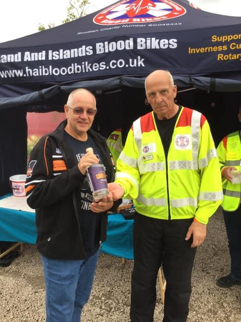 Highlands & Islands Blood Bikes -