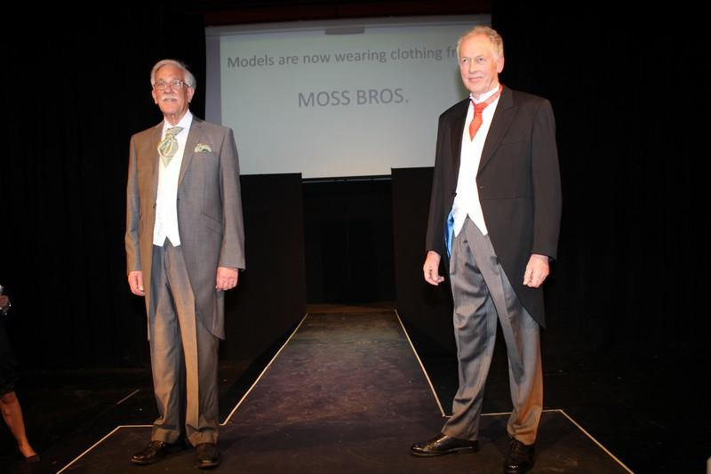 16 March 2016 Charity Fashion Show and Prize Draw - Rotary at Moss Bros