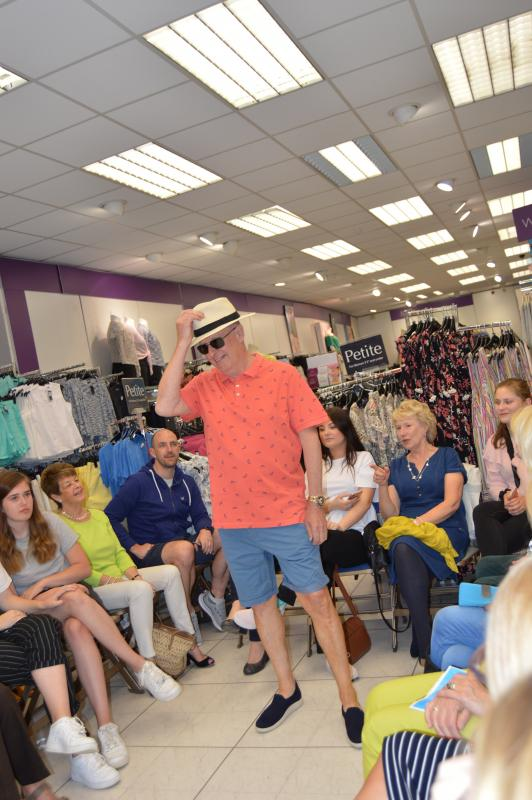 FASHION SHOW in association with M&Co -
