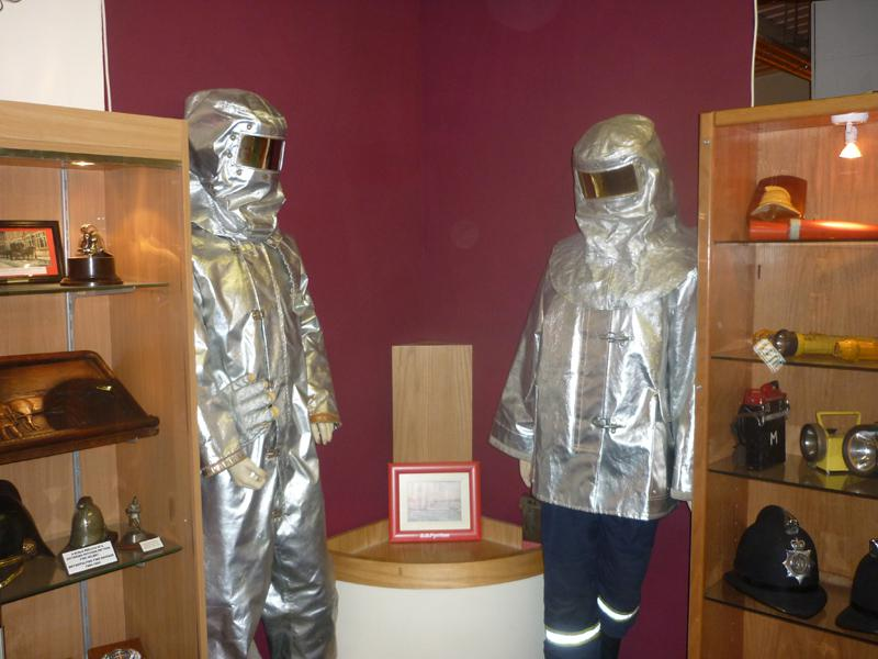 Visit to the  Merseyside Fire & Rescue Museum  - Fire Museum 11