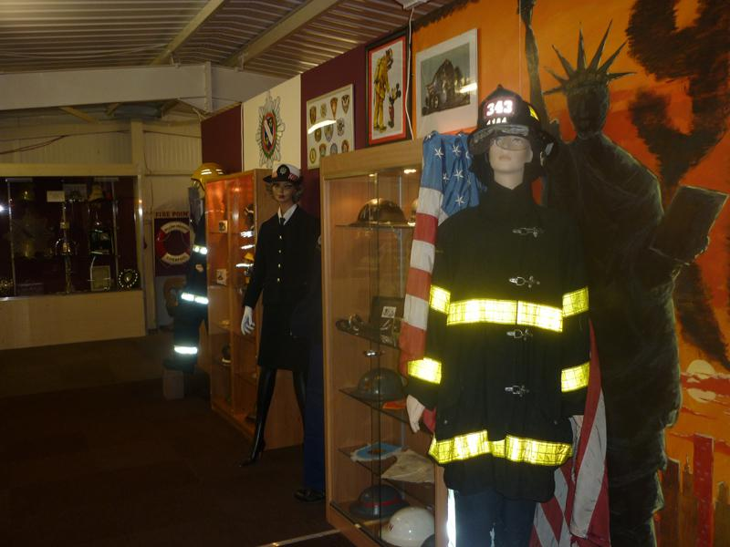 Visit to the  Merseyside Fire & Rescue Museum  - Fire Museum 12