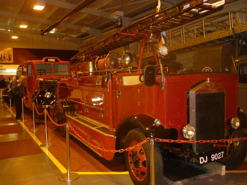 Visit to the  Merseyside Fire & Rescue Museum  - Fire Museum 21