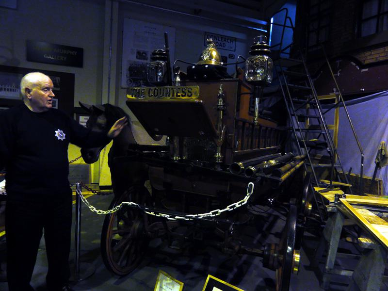 Visit to the  Merseyside Fire & Rescue Museum  -