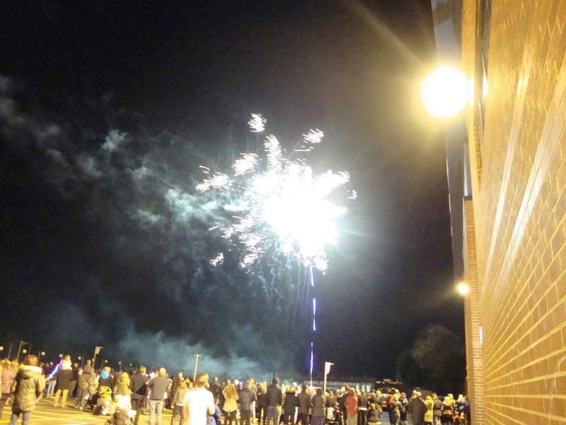 Thame Primary Schools Fireworks 2015 -