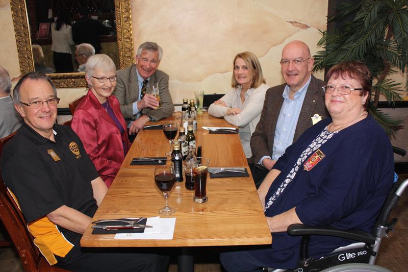 Foundation Lunch 2016 -