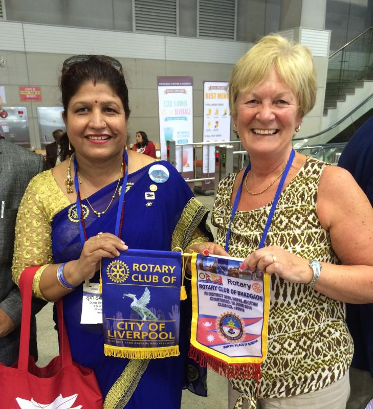 ROTARY INTERNATIONAL CONVENTION 2016 -
