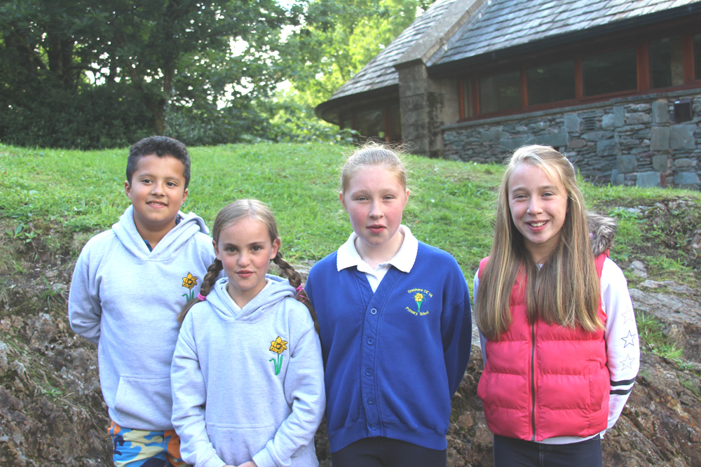 Quiz Kids - Primary School Quiz Competition - Grasmere School Team B