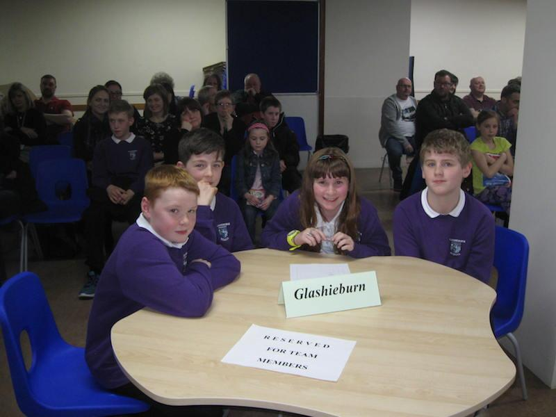Primary School Quiz 2016 - GLASHIEBURN-1