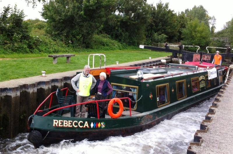 2015 Community Barge Trips -