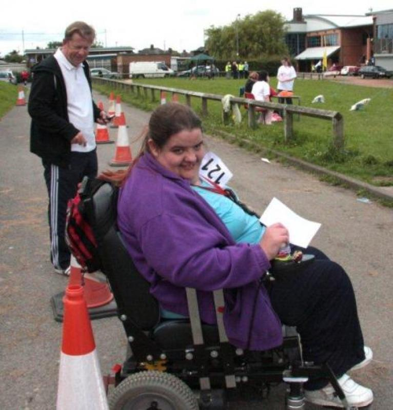 District 1030 Games for People with Disabilites - 2012 - GPD12 07