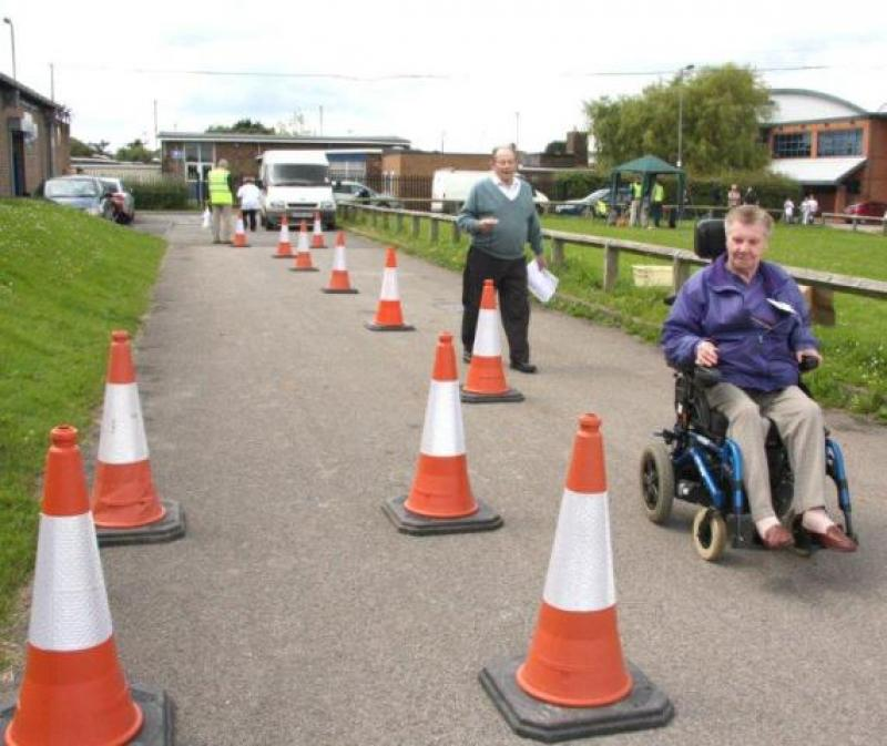 District 1030 Games for People with Disabilites - 2012 - GPD12 13