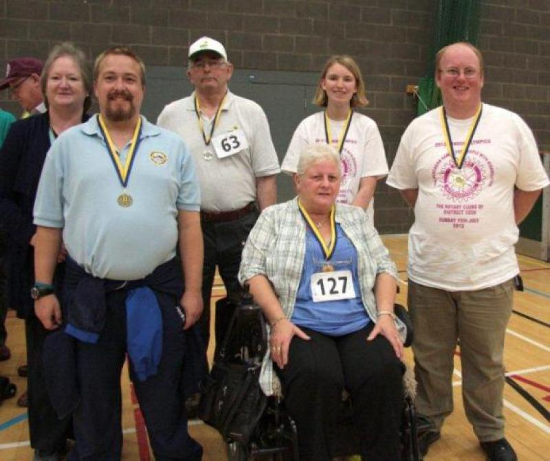 District 1030 Games for People with Disabilites - 2012 - GPD12 21