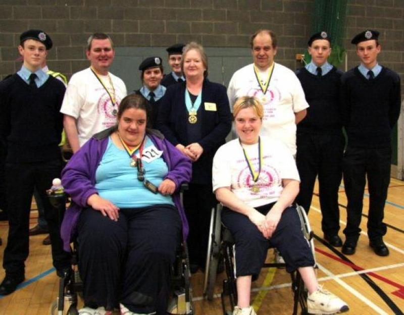District 1030 Games for People with Disabilites - 2012 - GPD12 24
