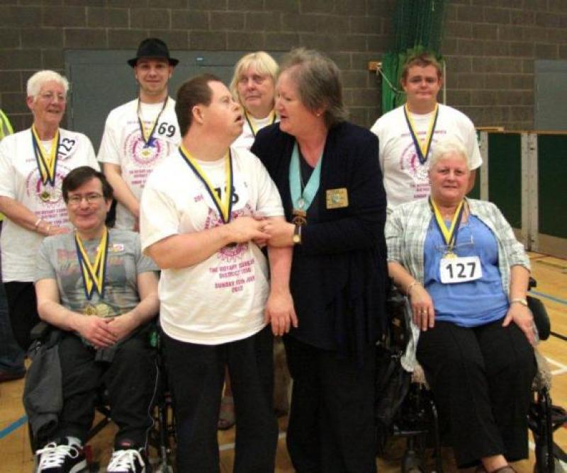 District 1030 Games for People with Disabilites - 2012 - GPD12 26