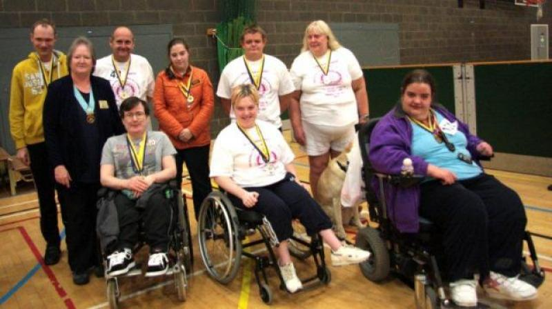 District 1030 Games for People with Disabilites - 2012 - GPD12 27
