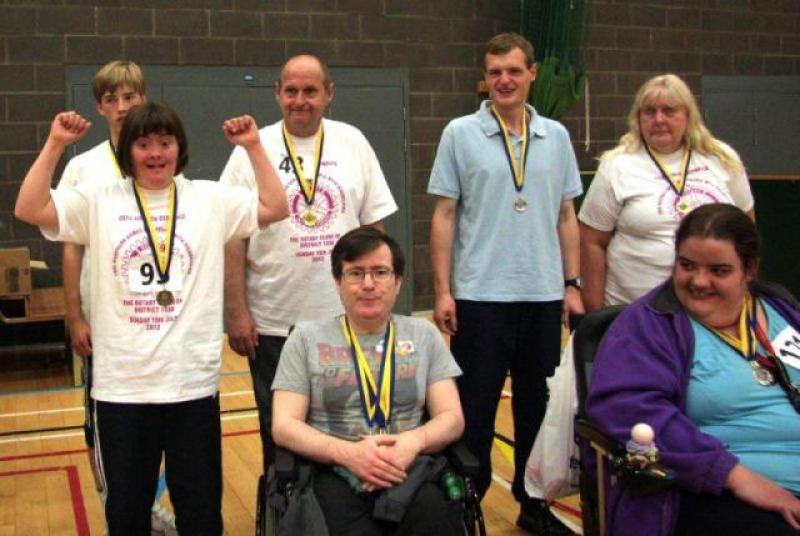 District 1030 Games for People with Disabilites - 2012 - GPD12 28
