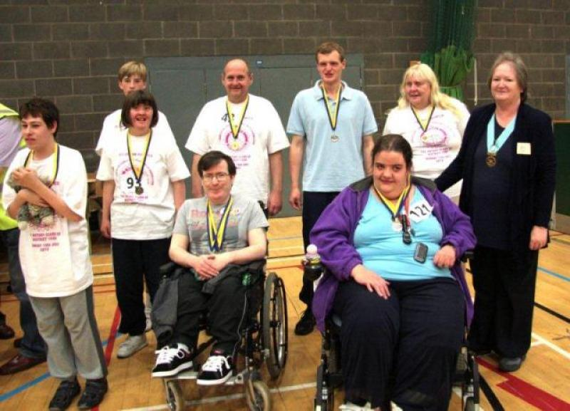District 1030 Games for People with Disabilites - 2012 - GPD12 29