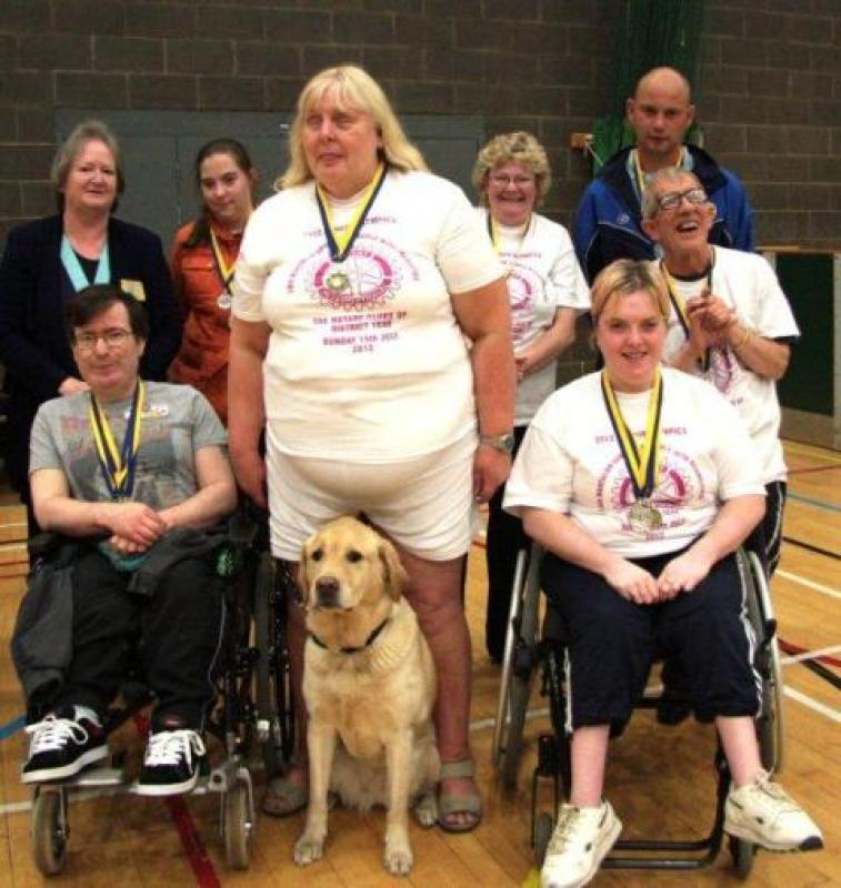 District 1030 Games for People with Disabilites - 2012 - GPD12 31