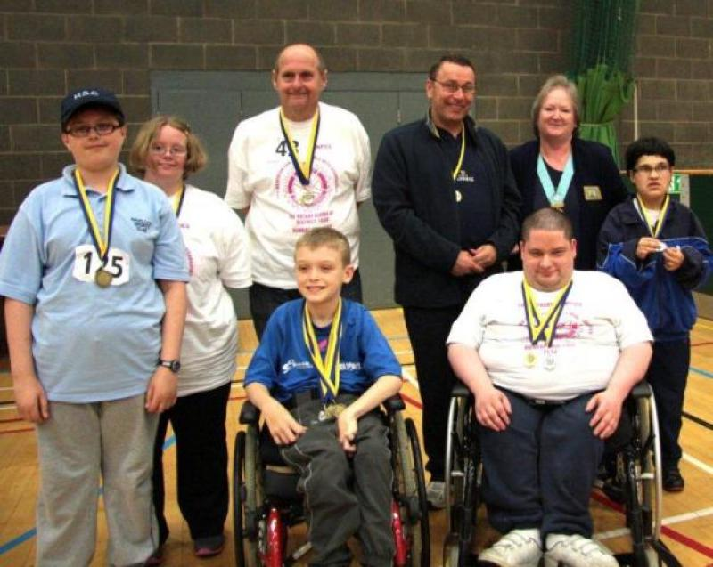 District 1030 Games for People with Disabilites - 2012 - GPD12 34