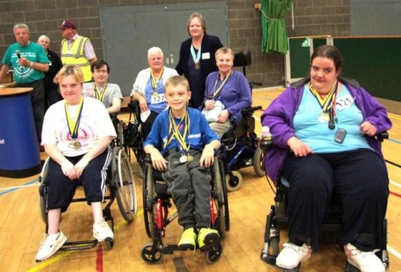 District 1030 Games for People with Disabilites - 2012 - GPD12 36