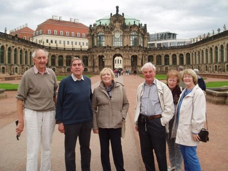 Our 2015 Cultural Visit to Leipzig and Dresden,Germany   - Germany Sept 2015 038
