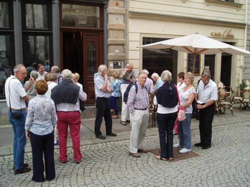 Our 2015 Cultural Visit to Leipzig and Dresden,Germany   - Germany1 Sept 2015 007