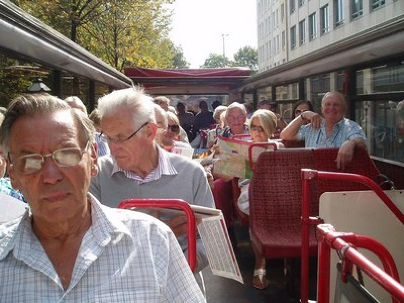 Our 2015 Cultural Visit to Leipzig and Dresden,Germany   - Germany1 Sept 2015 012