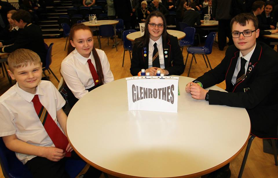 Top of the Form 2017 - Glenrothes